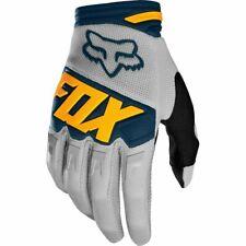 Taglia XL Coppia Guanti Uomo Fox Dirtpaw Gloves Grey Grigio Cross Enduro DH Quad