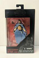 *NEW* Star Wars The Black Series  6-inch Figure Lando Calrissian #65 *Sealed*