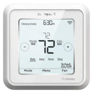 Honeywell TH622owf2006 T6 Pro Smart Programmable Thermostat - White