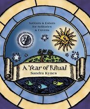 Year of Rituals Book ~ Wiccan Pagan Witchcraft Supply