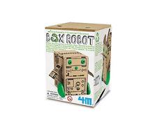 Juguete Caja robot (ECO. BOX ROBOT)  00-06500  4M
