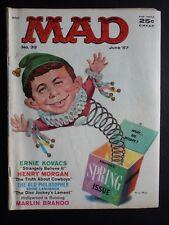 MAD Magazine number 33