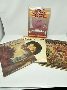 Lot of 3 Vintage WALTER T. FOSTER Art Instruction Books How To Draw, Paint