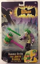 The Joker 2004 The Batman hammer strike action figure MOC