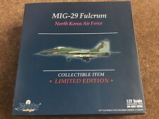 "Witty Wings 1/72 NK Airforce Mig 29 ""Rare !"""