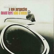 Donald Byrd - A New Perspective [New & Sealed] CD