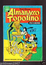 ALMANACCO DI TOPOLINO N 192 1972