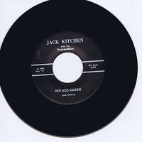 JACK KITCHEN - HOT ROD BOOGIE (WILD & FRANTIC Killer Guitar Rockabilly JIVER)