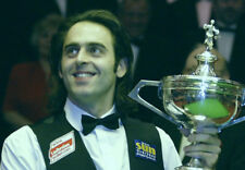 Ronnie O'Sullivan Snooker Legend 10x8 Photo