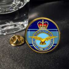 RAF Station Hemswell ® Lapel Pin Badge Gift Royal Air Force