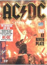 DVD AC/DC LIVE AT RIVER PLATE SEALED NEW 2011   ACDC