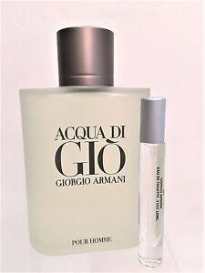 ACQUA DI GIO GIORGIO ARMANI COLOGNE FOR MEN