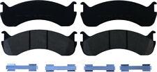 Disc Brake Pad Set-Heavy Duty Semi-Met Disc Brake Pad Front,Rear Autopart Intl