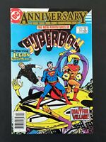 The New Adventures of Superboy #50 DC Comics 1984 VF/NM Newsstand Edition