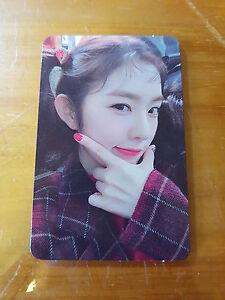 Red Velvet Summer Mini Album Red Flavor Irene Type-B Photo Card K-POP(47(10