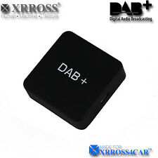 XRROSS in car DAB+ Box Tuner Digital Audio Receiver Antenna for Android Only