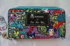 Ju-Ju-Be x Tokidoki Kaiju City Be Spendy ~ Mozz & King Kong PP ~ New with tags!