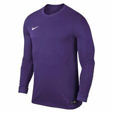 Nike LS Park VI Jsy Maglietta a maniche lunghe da Uomo Viola (court (p3v)
