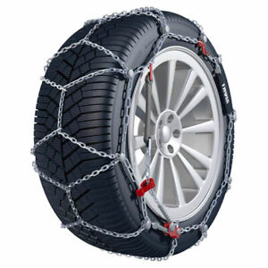 SNOW TIRE CHAINS THULE-KONIG CD-9 GR 090 205/65-15 9 mm THICKNESS