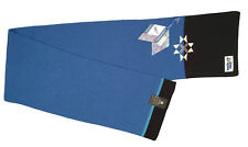 NEW Dale of Norway 2014 Sochi Olympics Elbrus Scarf! Blue & Black with Snowflake