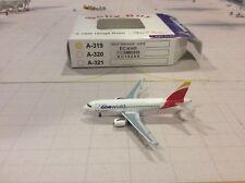 1:400 Aeroclassics Iberia One World Airbus A319 EC-KHM  AC19259 very rare!!