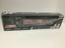 Tony Stewart #14  3 Time Champion NASCAR AUTHENTICS Transporter NEW IN PACKAGE
