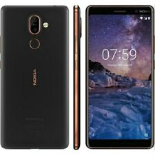 Nokia 7 Plus 64GB Ta 1055 Dual Sim 6 inch Screen Unlocked Very Good Condition