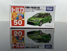 Tomica 50 Ford Focus RS First Edition