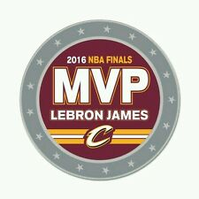 LEBRON JAMES 2016 NBA FINALS MVP COMMEMORATIVE PIN CLEVELAND CAVALIERS