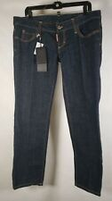 Dsquared2 Mens Blue Skinny Jeans 48 Italy