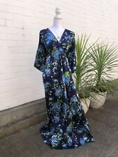 Vintage Osti Australia Maxi Dress - Size Medium