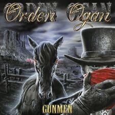 ORDEN OGAN Gunmen CD 2017