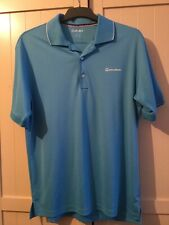 Mens TaylorMade Golf Shirt Size Large