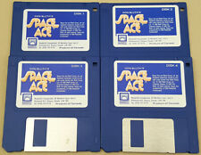 Space Ace Don Bluth - 1990 ReadySoft Game for Commodore Amiga - DISKS ONLY