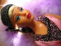 Vintage TUESDAY TAYLOR OOAK Doll-Cleaned-Re-paint-Hairdo+Access+KAISER STAND!!