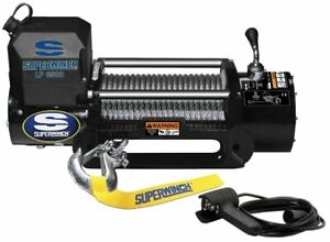 8500lb (4.25tons!) Electric Recovery Winch 12v Superwinch LP8500 WIRE Rope