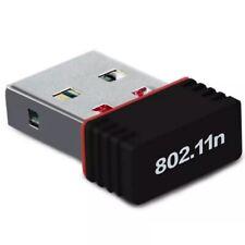 USB Dongle Wifi 802. 11n 150 Mbps IEEE - Adaptador para PC MAC Windows