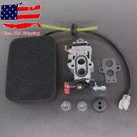 Carburetor Air Filter Kit forWalbro WYA-79 Husqvarna 350BT 150BT Backpack Blower