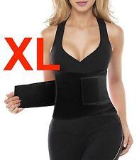 XL Waist Trimmer Sweat Abs Belt Slimming Weight Loss Sauna Belly Tummy Fat Burn