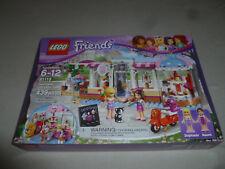 New In Box Lego Friends Set 41119 Heartlake Cupcake Cafe Nib 439 Pcs Figures >