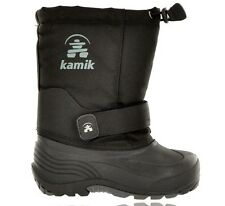 BOYS Kamik WINTER SNOW Boots *  Comfort Rated -40°F Youth Size 2