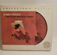 ROBERT JOHNSON - King Of Delta Blues Singers  24 K Gold Cd Collector's Edition