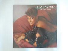 "210441 Dionne Warwick - The Love Songs 12"" Vinyl LP 1989 VG+/VG+"