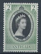 Antigua and Barbuda Royalty Stamps