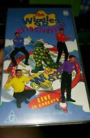 The Wiggles Wiggledance! VHS VIDEO - FAST POST