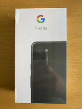 Google Pixel 3a - 64GB - Just Black (Ohne Simlock)