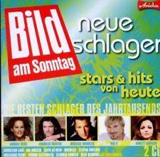 Neue Schlager (Bild am Sonntag) Michael Wendler, Andrea Berg, Andreas M.. [2 CD]