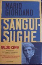 SANGUISUGHE MARIO GIORDANO ARNOLDO MONDADORI EDITORE 2011  BB/163
