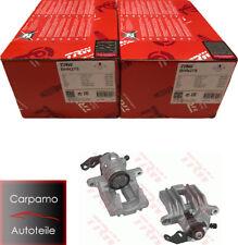 2x TRW Bremssattel Bremszange Audi A3 TT Ibiza Leon Fabia VW Golf 4 5 hinten