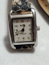 Ladies Coach Wrap Wrist watch